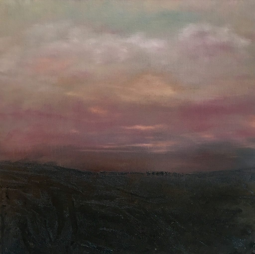 Evening Rhodochrosite II Jake Trujillo