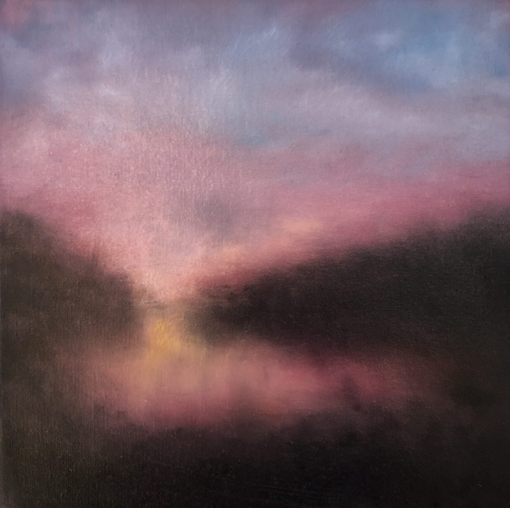 Evening, Rose Quartz No.2 Jake Trujillo